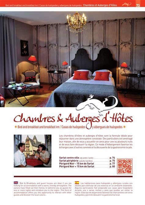 chambres d h es sarlat chambres auberges d 39 hôtes by sarlat tourisme ot page 1