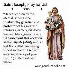 Saint Joseph, Pray For Us! (4 Reasons To Love St Joseph