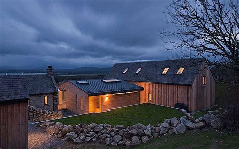 revitalized cottage  stone  wood captures  aura