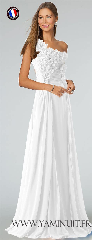 robes de mode robes ceremonie blanche