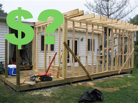 determining the cost of an addition