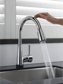 kitchen faucets touch 5 important features on brizo kitchen faucets modern kitchens