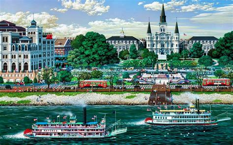 New Orleans Hd Wallpapers