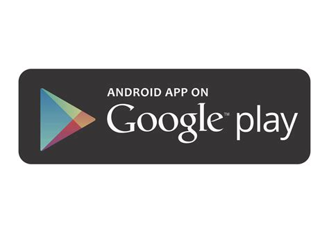 Android App On Google Play Logo Vector~ Format Cdr, Ai