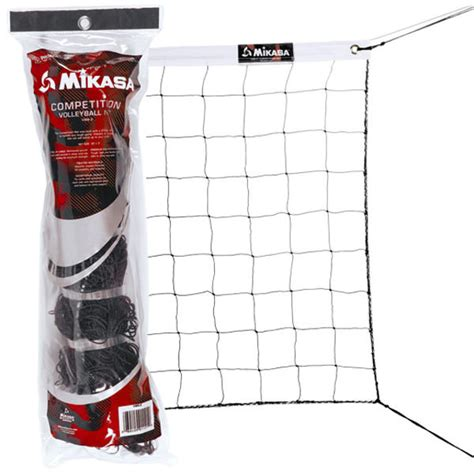 light up volleyball net authorized retailer of mikasa vbn 2 competition net ebay