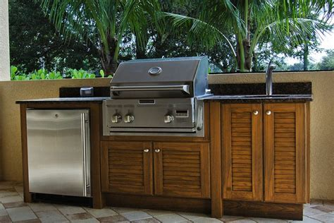 NatureKast Outdoor Summer Kitchen Cabinet Gallery