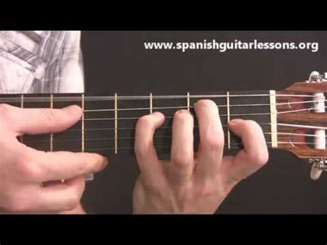 spanish guitar lessons instant flamenco chords youtube