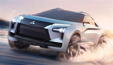 Mitsubishi Concept by Tokyo 2017 Mitsubishi E Evolution Concept Ev Evo