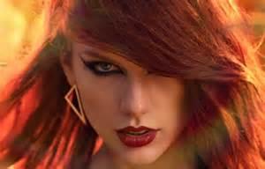 Taylor Swift Bad Blood Hair