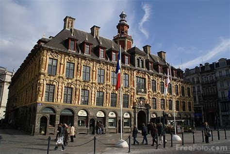 grand place lille france pictures   image