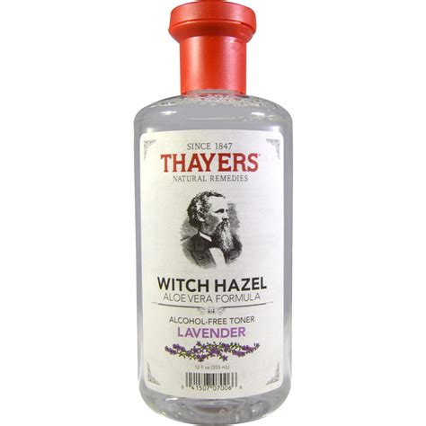 witch hazel picture thayers witch hazel aloe vera formula alcohol free toner lavender 12 fl oz 355 ml iherb com