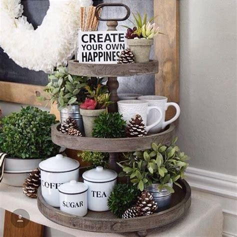 tier serving tray stands beautiful ideas  decorate