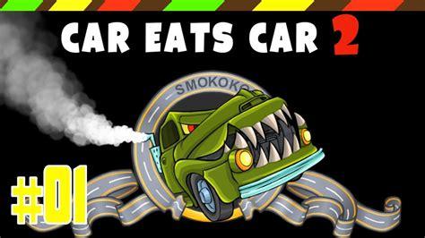 Car Eats Car 2 #01