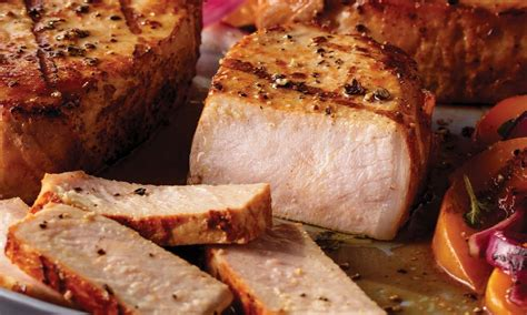 There are many, many different ways to cut your pork loin into it will make some very nice boneless pork sirloin chops. Pork Chops | Boneless Pork Chops | Center Cut Pork Chops ...