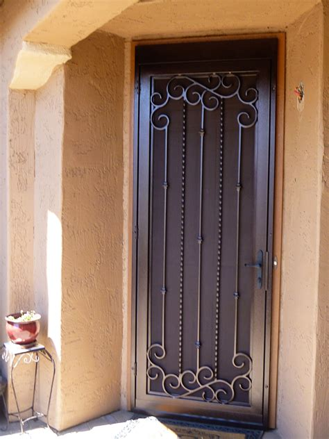 Why Purchase A Security Screen Door?  Allied Gate Co