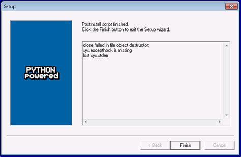 python win32 server on 64 bit windows 7