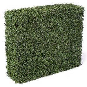 artificial hedges for sale at artificial plants and trees