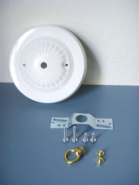 light fixture ceiling plate diy decorative bright white embossed ceiling canopy