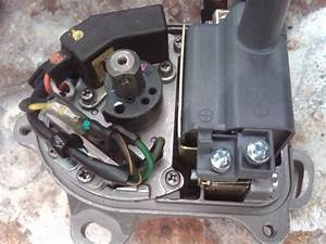 Internal Ignition Coil Wiring Problem