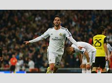 Chelsea, Man City and Arsenal target Real Madrid's Isco