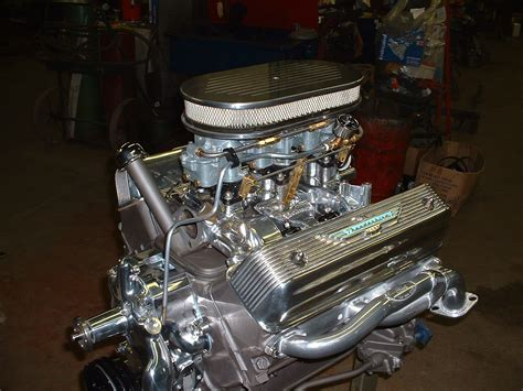 Tri Power Engine by Ford Y Block Tri Power Kustoms Rods