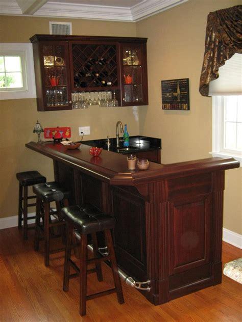 Custom Bar by Custom Bars By David Leiz Custom Woodworking Inc