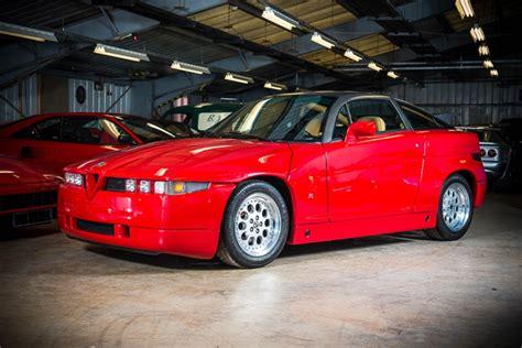 Alfa Romeo History by Alfa Romeo Sz History Review And Specs Of An Icon