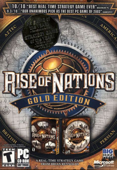 rise of nations gold edition gamespot