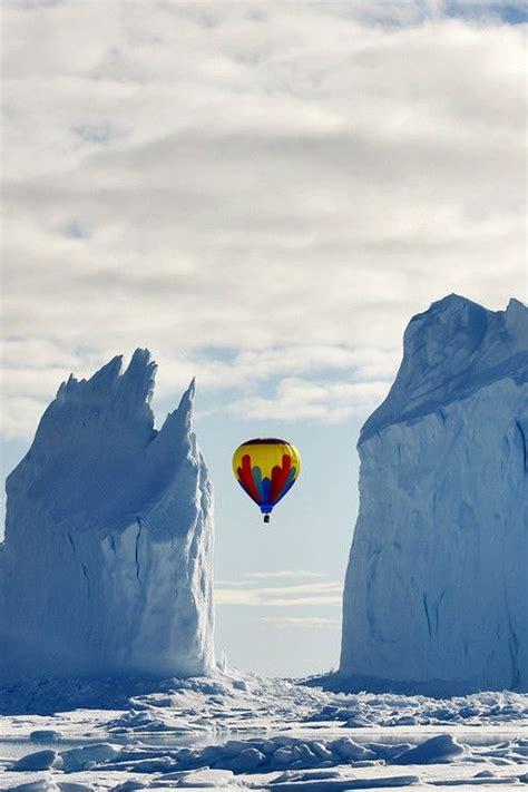 Arctic Hot Air Balloon