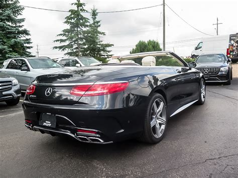 Search over 4,000 listings to find the best local deals. Certified Pre-Owned 2017 Mercedes-Benz S63 AMG 4MATIC Cabriolet Convertible in Kitchener #U3692 ...