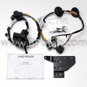Land Rover Lr4 Genuine Oem Factory Trailer Tow Wiring Harness Vplat0013 Vplat0137