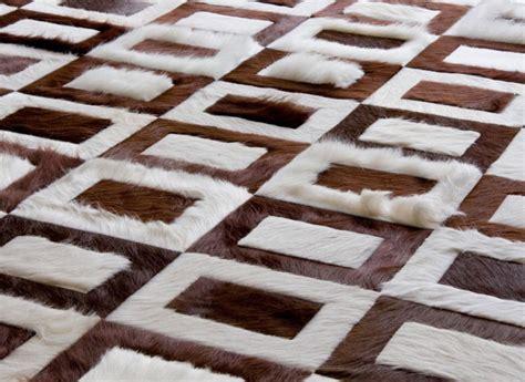kyle bunting modern cowhide rugs interiorzine