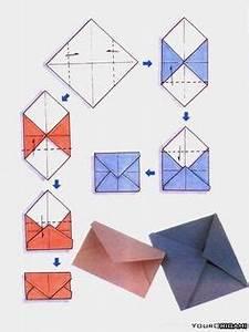 Comment Fabriquer Une Enveloppe : fabriquer une enveloppe tape par tape diy pinterest ~ Melissatoandfro.com Idées de Décoration