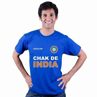 Shirt Cricket Cup Indian India Tshirt Official