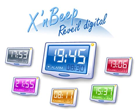 horloge bureau windows xp x 39 nbeep télécharger