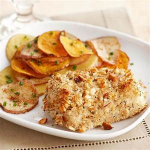 Almond flour, Bread crumbs and Fish recipes on Pinterest