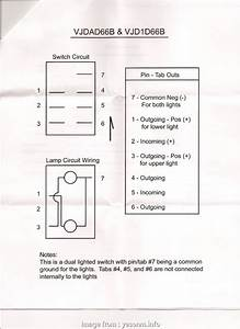 Rocker Switch Wiring 4 Pin Cleaver Carling Technologies Rocker Switch Wiring Diagram Lovely