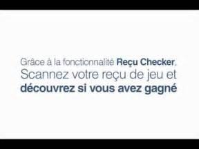 Loto Combien Avez Vous Gagné : application re u checker pour savoir si vous avez gagn youtube ~ Medecine-chirurgie-esthetiques.com Avis de Voitures