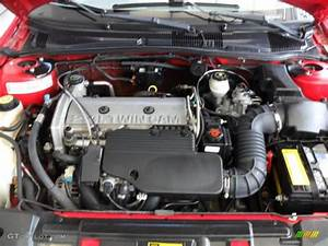 1998 Chevrolet Cavalier Z24 Convertible Engine Photos