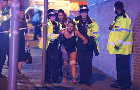 people killed   injured   ariana grande concert