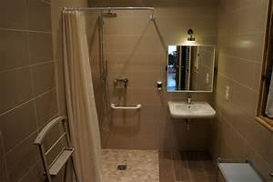 Salle De Bain 5m2 : salle de bain 5m2 avec douche italienne ~ Dailycaller-alerts.com Idées de Décoration