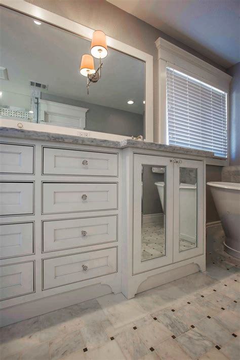 Mirrored Bathroom Vanity Cabinets by Bathroom Vanity With Mirrored Cabinet Hgtv