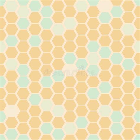 gewebe mit geflammtem muster 5 buchstaben gelber auszug der bienenwaben stock abbildung