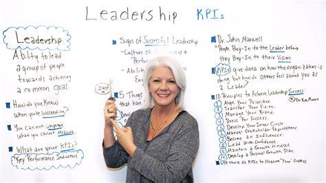 leadership kpis projectmanagercom