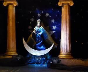 Hologramme De  U0026quot La Reine De La Nuit  U0026quot   Mozart