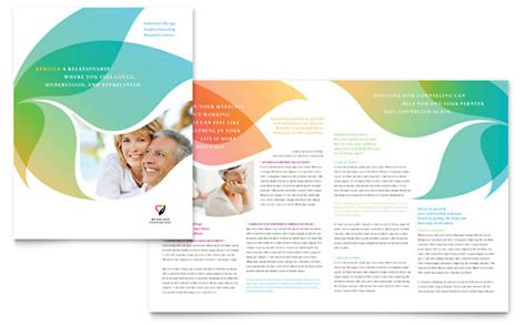 Home Health Care Brochure Templates by Elder Care Nursing Home Brochure Template Word Publisher