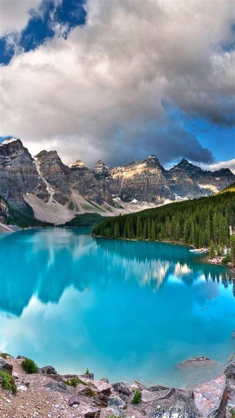 banff national park canada emerald moraine lake wallpaper