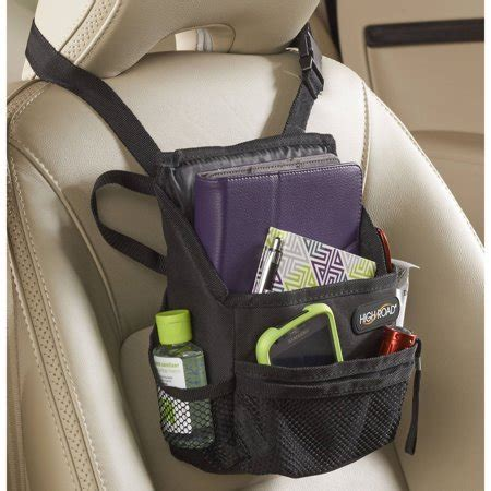 high road swingaway compact car seat organizer walmartcom