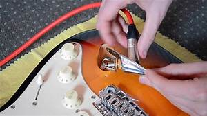 How To Change Your Guitar U0026 39 S Output Jack