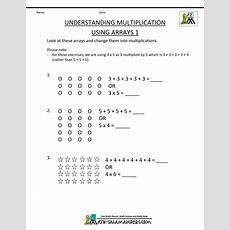 Free Printable Multiplication Worksheets 2nd Grade